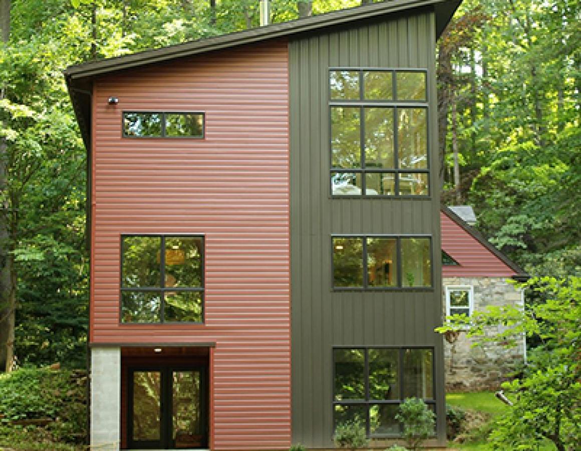 Passive Solar Home